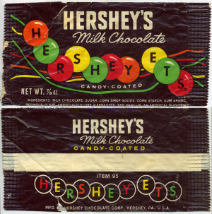 ... -Hershey-ets-milk-chocolate-candy-coated-candy-package-mid-1960s.jpg