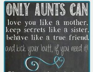 Love My Aunt