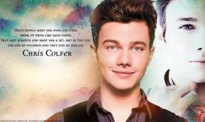 Chris Colfer Quotes