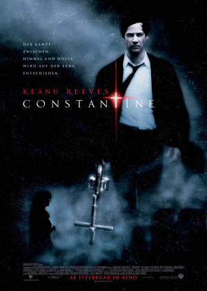 Constantine (2005) Dual Audio BRRip 720P