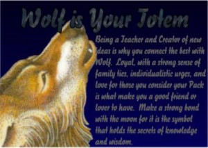 Native American Astrology - Part 2 - Article 23 - The Wolf