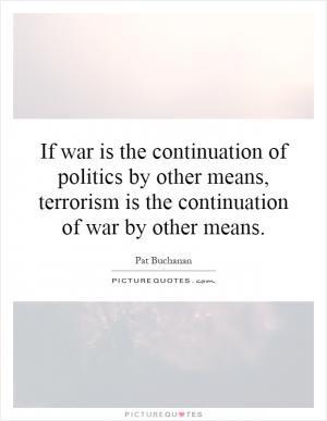 Pat Buchanan Quotes