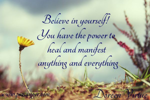 Quote from Doreen Virtue