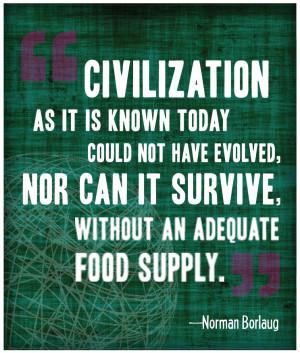 Borlaug's Grandaughter Tells Farmers to Talk Straight About GMOs