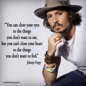 ... weak. it's because they've been strong for too long. Johnny depp