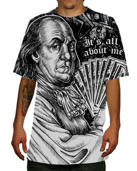 Gangster Benjamin Franklin Quotes Quotesgram