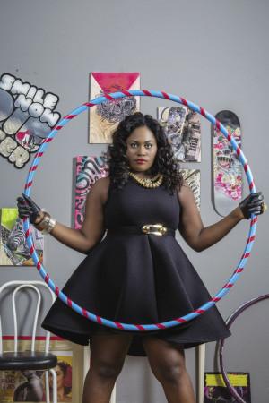 Danielle Brooks | Bust: Dresses Though Lov, Bust Magazines, Photo
