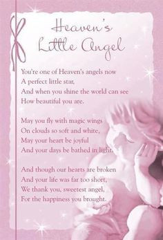 ... Angel In Heavens Quotes, My Heart, Angel Baby, Grief Quotes, Poem
