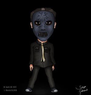 Paul Gray Slipknot Bassist