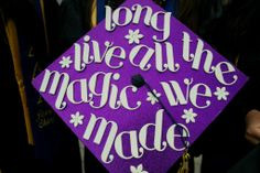 Graduation Cap 2014. My ode to Taylor Swift and the amazing people I ...