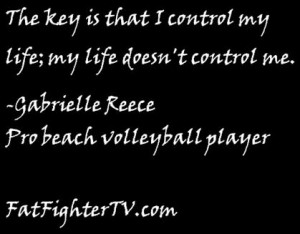 Tags: Gabrielle Reece , motivational quotes