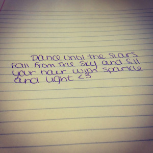 My Favourite Dance Quotes Lets Picture