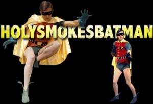 Holy Smokes Batman! New Robin Site.