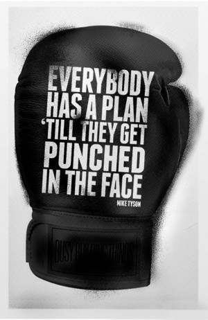 Mike Tyson- one of the best quotes of all time..!