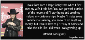 quote-i-was-from-such-a-large-family-that-when-i-first-met-my-wife-i ...