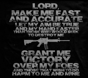 Military sniper prayerThe Lord, Life Quotes, Guns, God, The Patriots ...