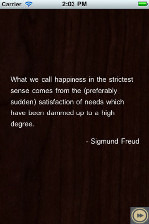 More apps related Sigmund Freud Quotes