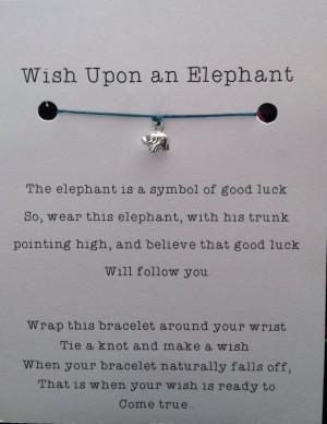 Bracelets Elephant, Bracelets Sterling, Lucky Elephant, Cute Elephant ...