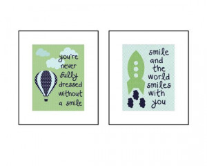 Nursery Prints Cute Quotes for Little Boys by MaybeSparrowPrints, $8 ...