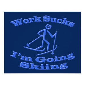 Funny Skiing Quotes