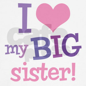 Love My Big Sister Teddy Bear Jpg Color White Height 460 Width 460
