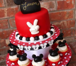 Mickey Mouse Birthday Sayings
