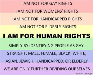 am for human rights