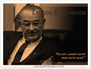 10 Inspirational Presidential Quotes