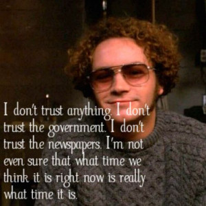 Hyde thoughts -- That 70s Show