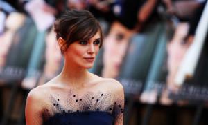 "fuckyeahhotactress:Keira Knightley @ ""The Duchess"" world premiere ..."