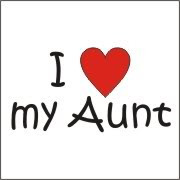 All Graphics » i love my aunt