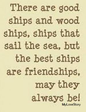 Famous Quotes About Friendship 3