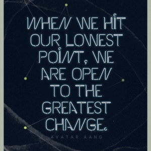 Favorite quote from Legend of Korra.