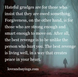 Best Revenge Quotes and Sayings