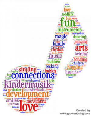 What is Kindermusik? Well this is a good place to start! :)