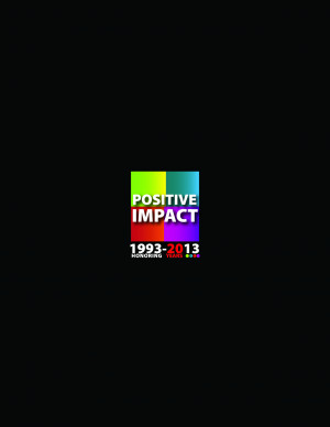 Positive Impact. Business 20 Year Anniversary Quote. View Original ...