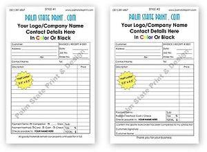 ... -Triplicate-Carbonless-NCR-Invoice-Sales-Receipt-Estimate-Quote-Pad