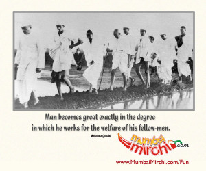 Quote Mahatma Gandhi Health