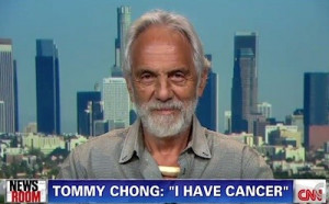 Tommy Chong, appearing Sunday, June 10, 2012, on the CNN Don Lemon ...