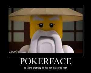 Ninjago Sensei Wu Quotes