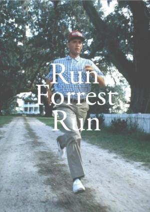 just felt like running