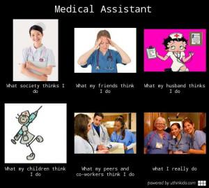 Medical Assistant Memes