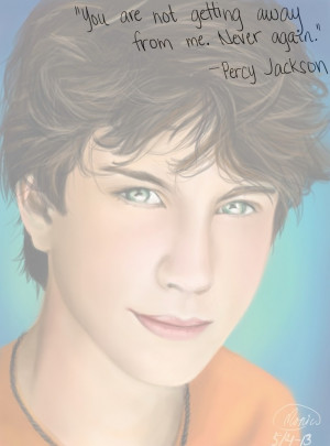 Percy Jackson screw it I'm done perfection art ahhhh I can't omg Percy ...