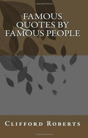 Famous quotes books from Amazon