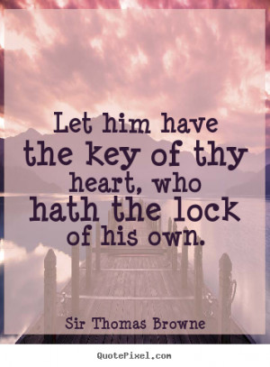 Quotes About Friendship and Keys