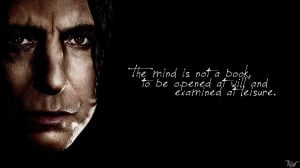 Harry Potter Snape Quotes (3)