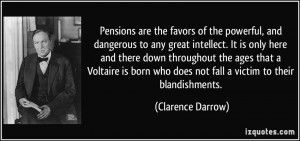 More Clarence Darrow Quotes