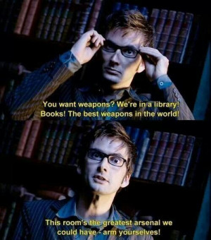 The best doctor with the best quotes :)