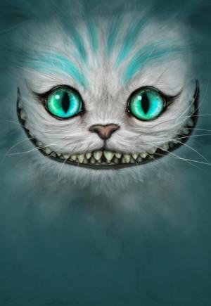 cheshire cat on Behance