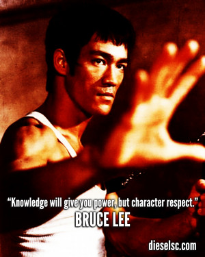 Here is a list of my favorite Bruce Lee quotes: